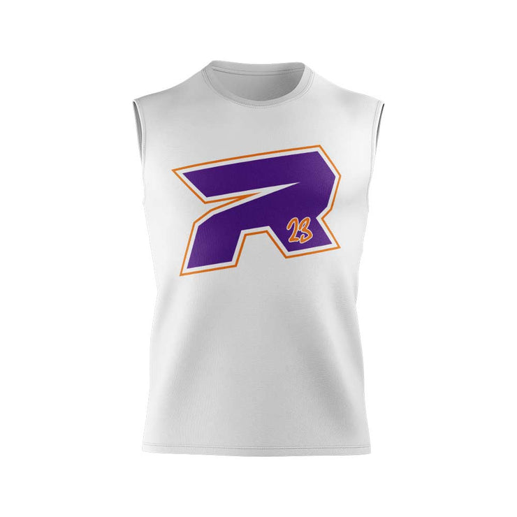 **New** Shirt - Your Color Choice Riot Logo - Custom Number - Choose your shirt style
