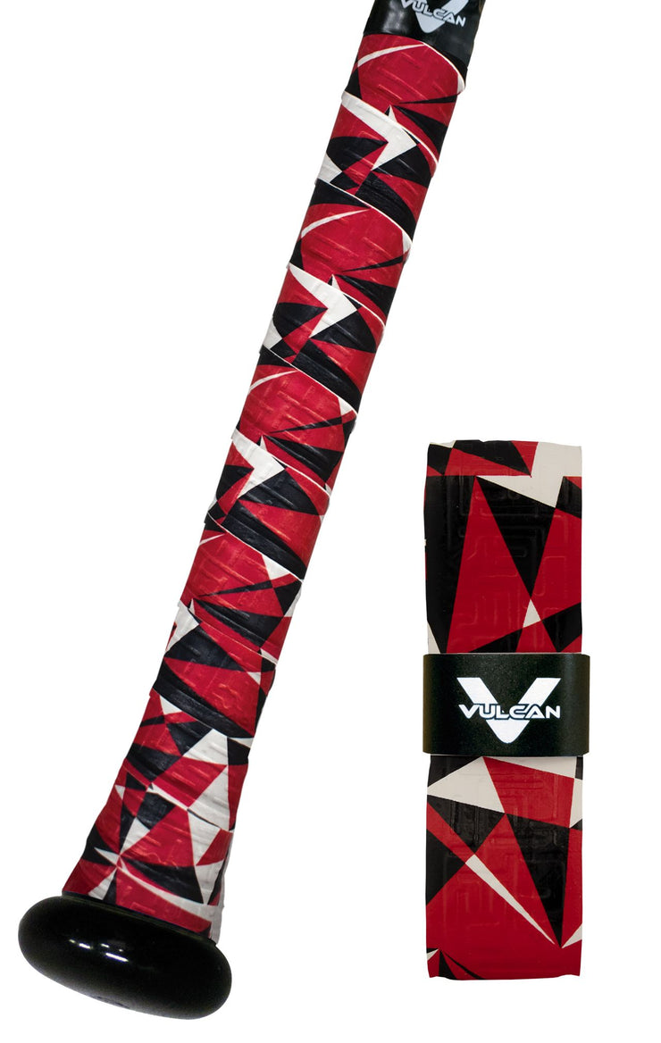 Red Flash Vulcan Grip