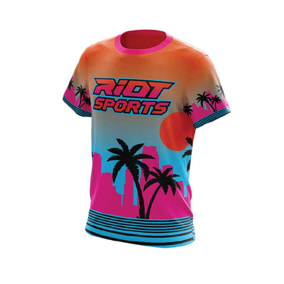 Riot Vice Full Dye Short Sleeve Jersey - Preorder - Tent Ship Dec 26