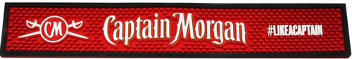 Captain Morgan Bar Rails