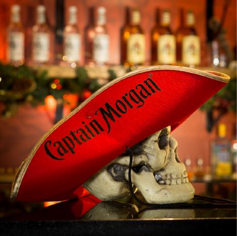 Captain Morgan Hat
