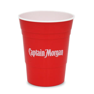 Captain Morgan Stadium Cup (Set of 4)