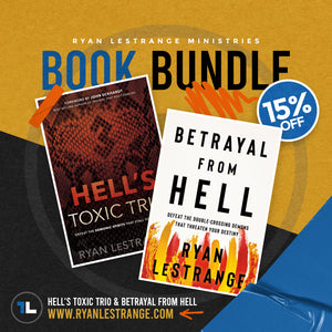 Hells Toxic Trio/Betrayal From Hell Book Bundle