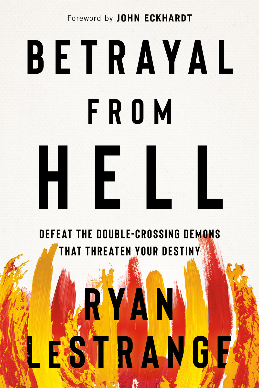 Betrayal From Hell Book