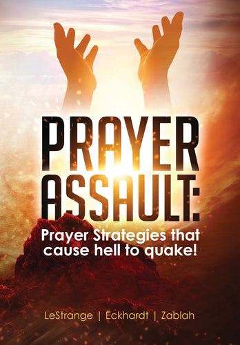 Prayer Assault Book