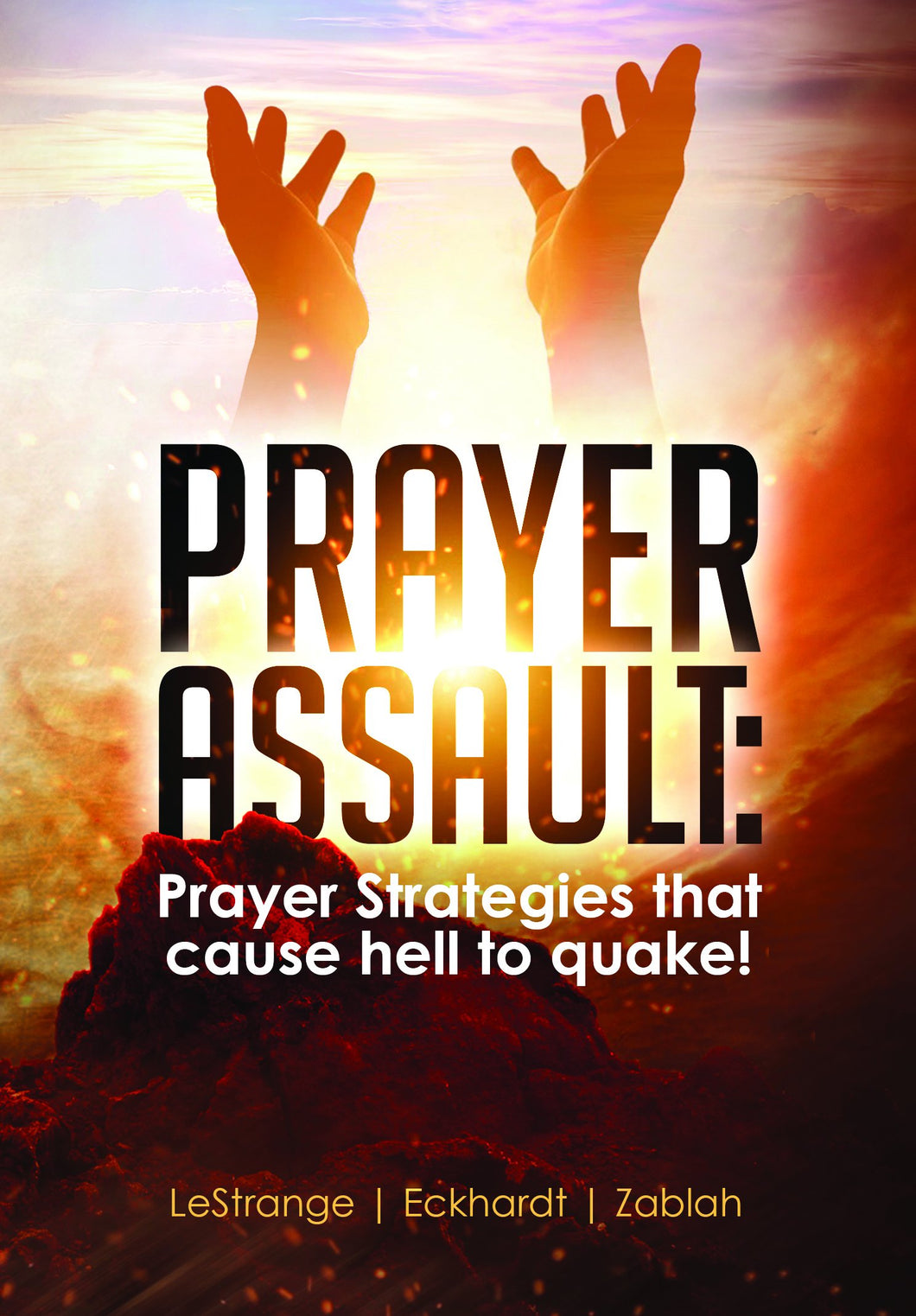 Prayer Assault ebook