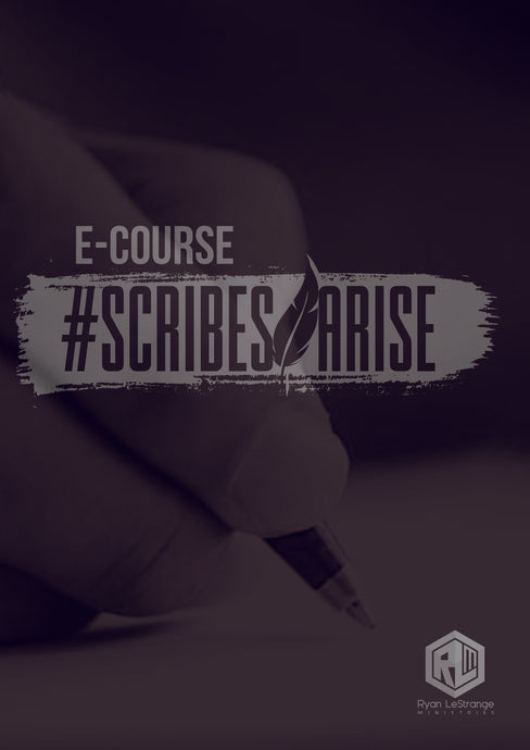Scribes Arise E-Course