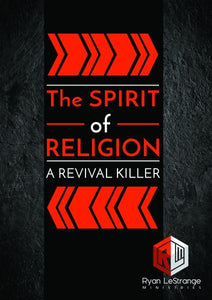 The Spirit of Religion: A Revival Killer MP3 Download
