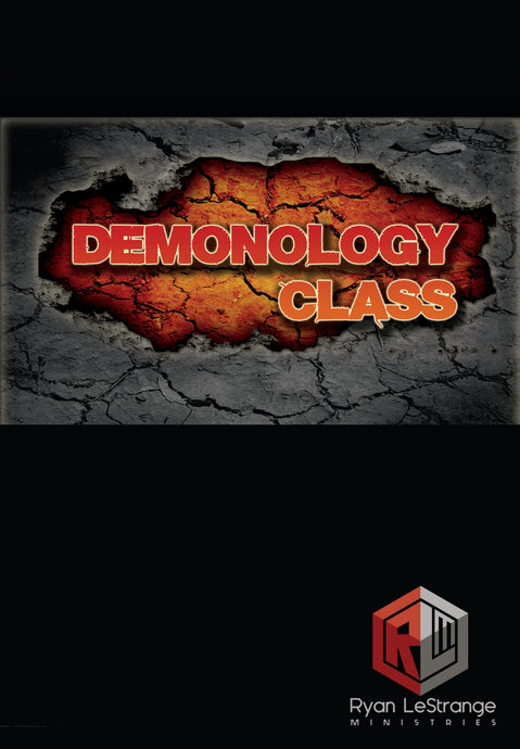 Demonology & Deliverance Class