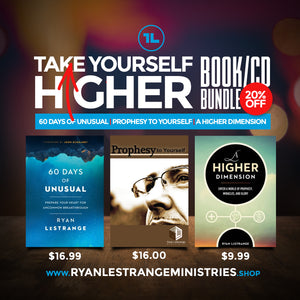 Take Yourself Higher Book/CD Bundle