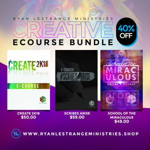 RLM CREATIVE ECOURSE BUNDLE