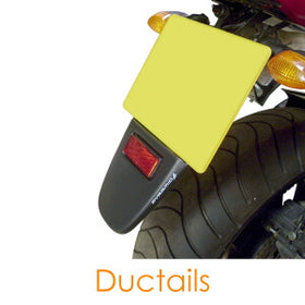 Universal ductails