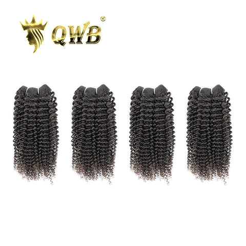 kinky curly 4 bundle deals