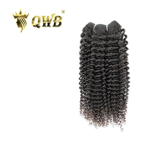 kinky curly one bundle
