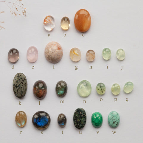 choose your stone ring