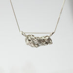 Load image into Gallery viewer, Keira pendant #1 ~ silver ~ unique (ready-to-ship)