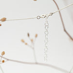Load image into Gallery viewer, Choose Your Stone : Oona necklace   (made to order)