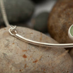 Load image into Gallery viewer, The original Oona necklace with prehnite   (unique, ready to ship)