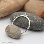 Charger l'image dans la galerie, Stacking rings in silver ~ 5 different designs to choose from