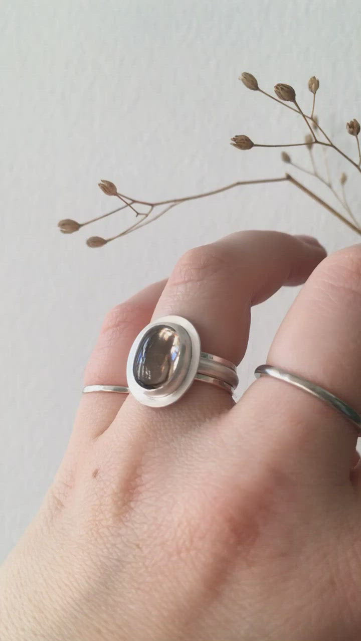 Choose Your Stone : Sena ring   (made to order)