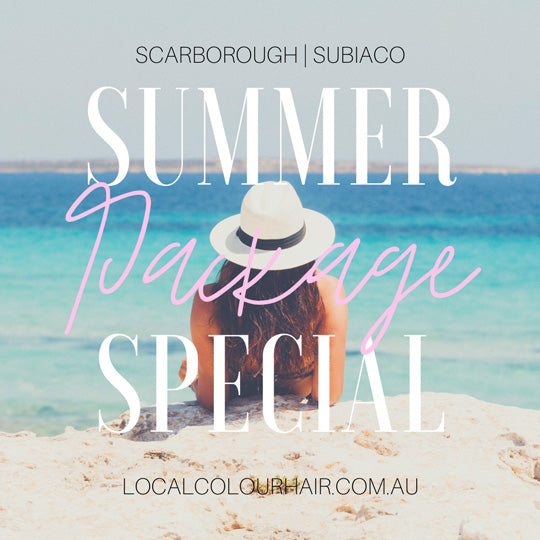 Summer Package Specials only 300 dollars