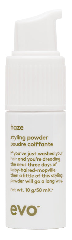 EVO Haze Styling Powder 50 milliliter bottle