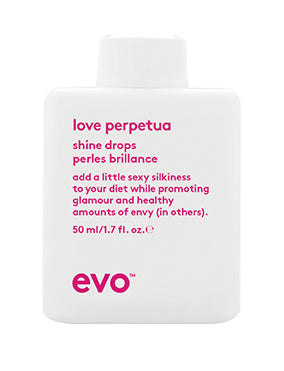 EVO Love Perpetua Shine Drops 50 milliliter bottle