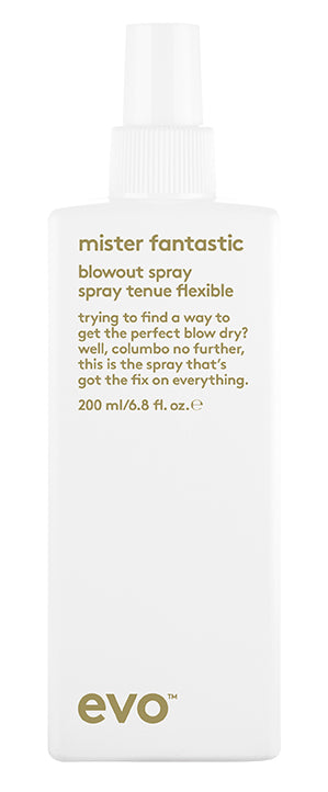 EVO Mister Fantastic Blowout Spray 200 milliliter bottle