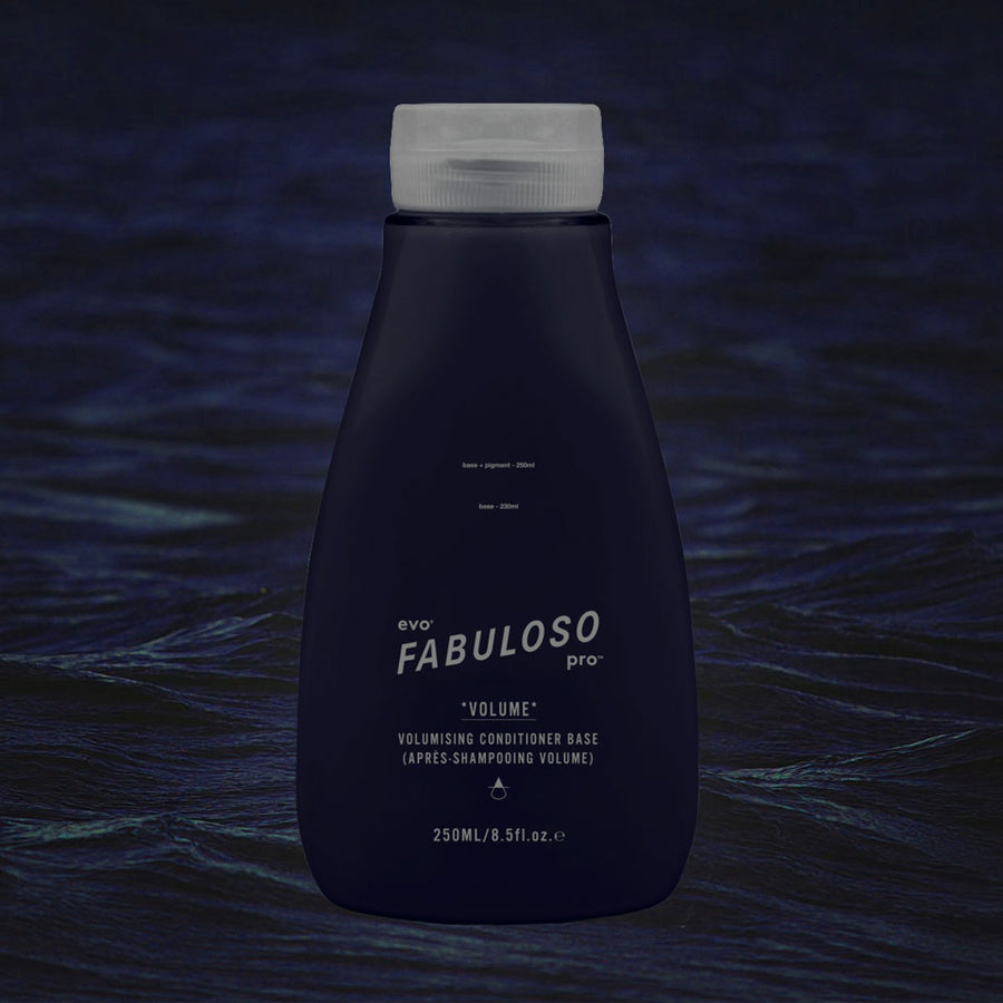 Evo Fabuloso Pro Colour Conditioner Blue Black 250ml bottle