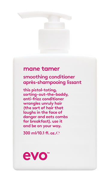 EVO Mane Tamer Smoothing Conditioner 300 milliliter bottle