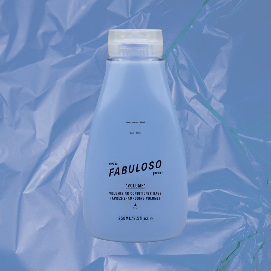Evo Fabuloso Pro Colour Conditioner Blue 250ml bottle
