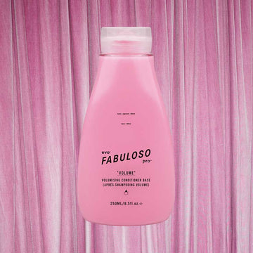Evo Fabuloso Pro Colour Conditioner Pink 250ml bottle
