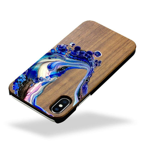 Coque Iphone Bleu | Bambou Boutique
