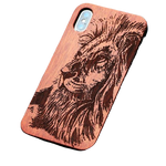 Coque Iphone Roi Lion | Bambou Boutique