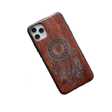Coque Samsung Plumes Indien | Bambou Boutique