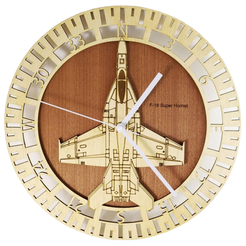 Horloge Aviation | Bambou Boutique