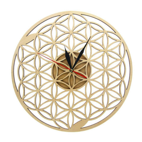 Horloge Murale Simple | Bambou Boutique