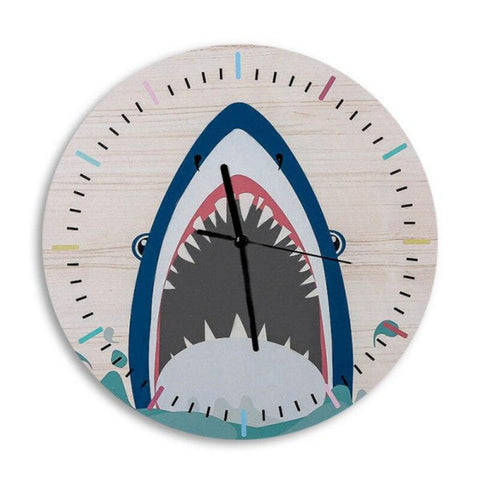 Horloge Requin | Bambou Boutique
