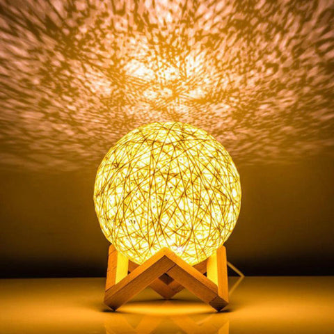 Lampe Globe | Bambou Boutique