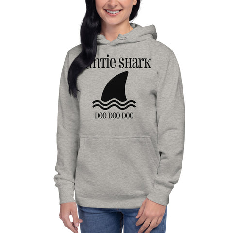 Sweat Bambou Femme<br> Shark - Bambou Boutique