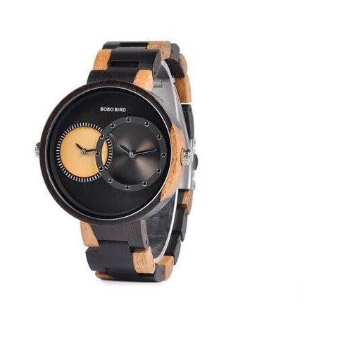 Montre Dark | Bambou Boutique