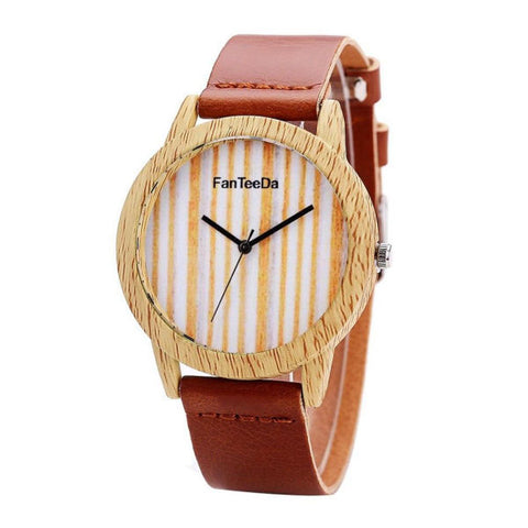 Montre Plagiste | Bambou Boutique