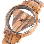 Montre Triangle | Bambou Boutique