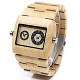 Montre Bambou<br> wood - Bambou Boutique