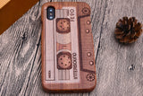 Coque Iphone Bambou<br> Cassette - Bambou Boutique