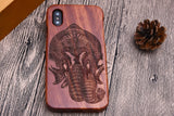 Coque Iphone Bambou<br> Indien - Bambou Boutique
