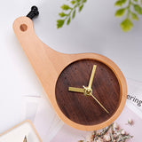 Horloge Bambou<br> Escargot - Bambou Boutique