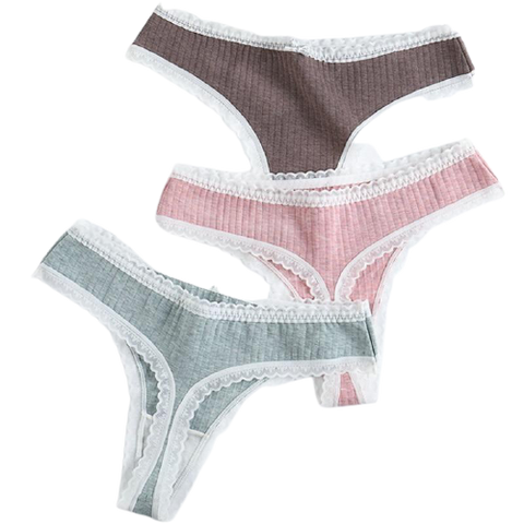 Culotte Bambou String