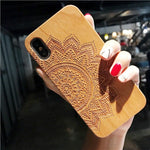 Coque Iphone Bambou<br> Symbole - Bambou Boutique