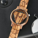 Montre Bambou<br> Triangle - Bambou Boutique
